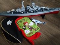 Fredy bojuje s pirátem